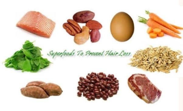 Hair Healthy Diet Food For Healthy Hair Roots